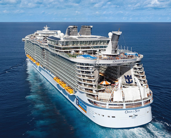 Oasis of the Seas - Royal Caribbean