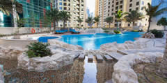 Ja Oasis Beach Tower Apartment