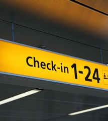 Check-in Vueling