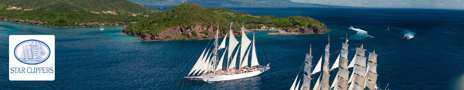 Cruceros Star Clippers