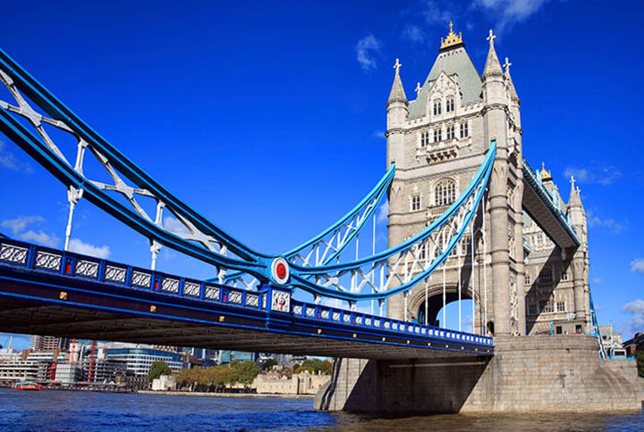 El Puente de Londres o Tower Bridge