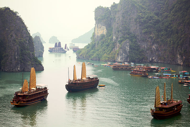 Vietnam Ha Long