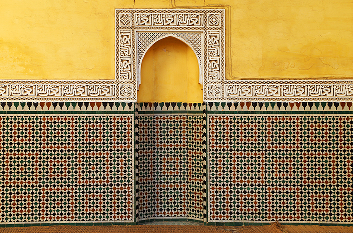 Meknes Mausoleo Moulay Ismail