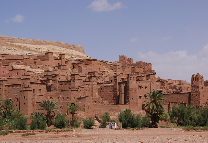 Ksar do Ait Ben Haddou