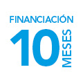 Financiación a 10 meses