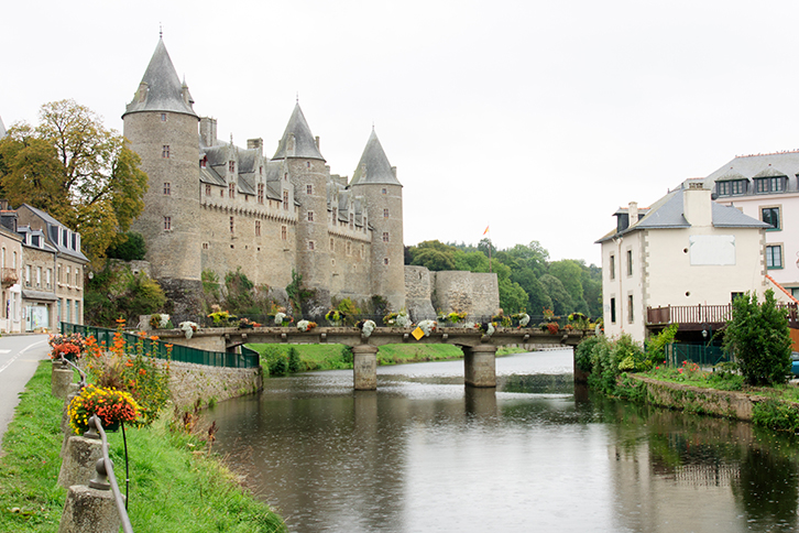 The Chateau of Josselin, Nantes